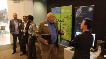 Green Imaging Technologies attended the SPWLA Houston Chapter's software show in Houston
