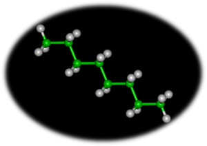 n-Octane compound structure