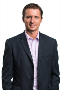 Image of Dragan Veselinovic our Senior Applications Specialist that provides NMR applications help to our customers